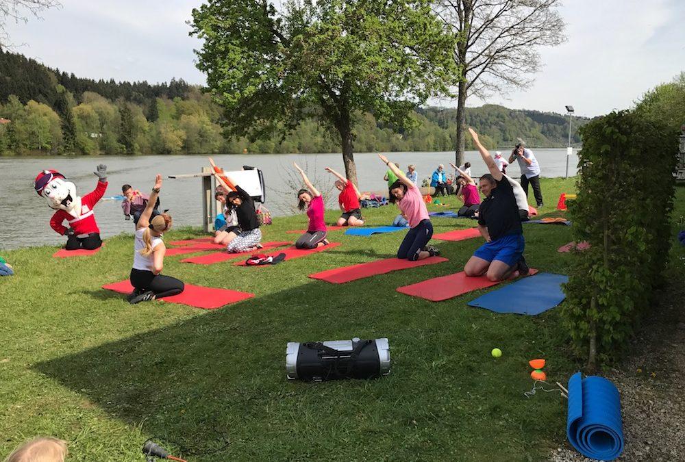 Fitness-Sommerprogramm