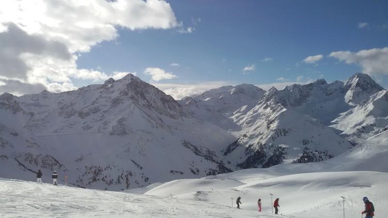 Skisafari Tirol 2018: Viel Schnee und Sonne pur