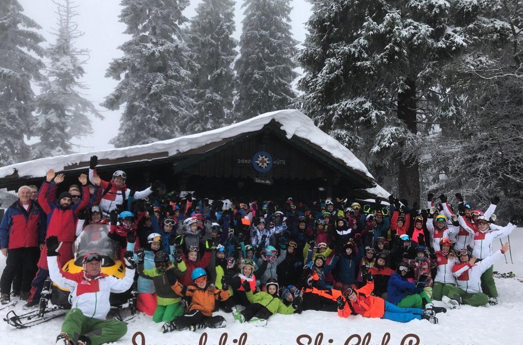 Super Stimmung beim Jugendskikurs des Ski-Club Passau