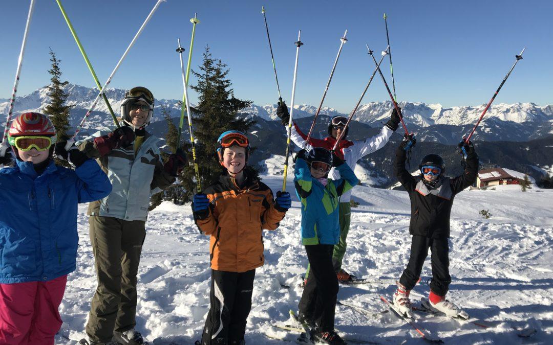 Familienfahrt des Ski-Clubs Passau in die Flachau