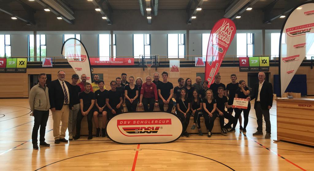 Leistungsstarker Alpiner DSV – Nachwuchs beim Kondicup in Passau
