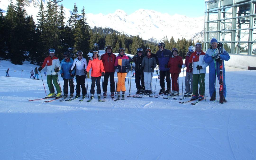 Skisafari Tirol 2020: Viel Schnee und Sonne pur