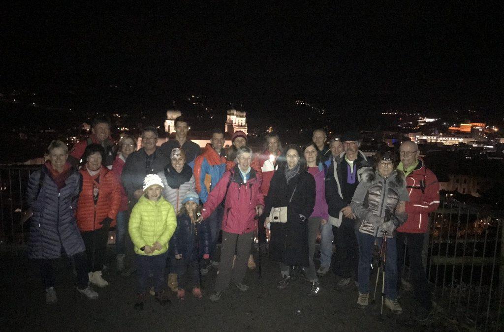 Ski-Club Passau e.V. auf Ritterpfaden